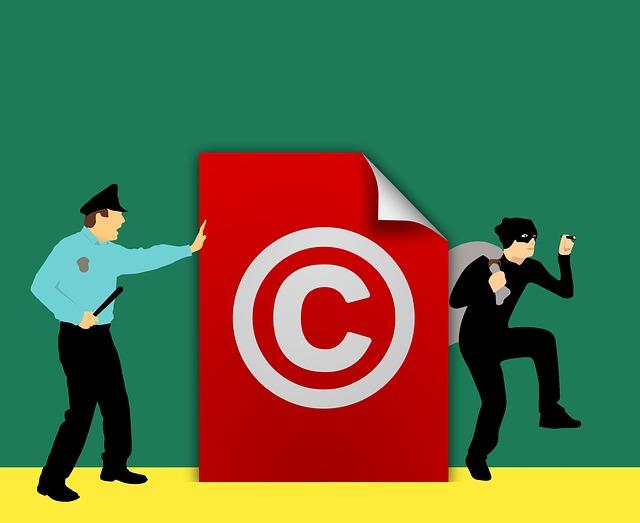 krádež autorského práva
