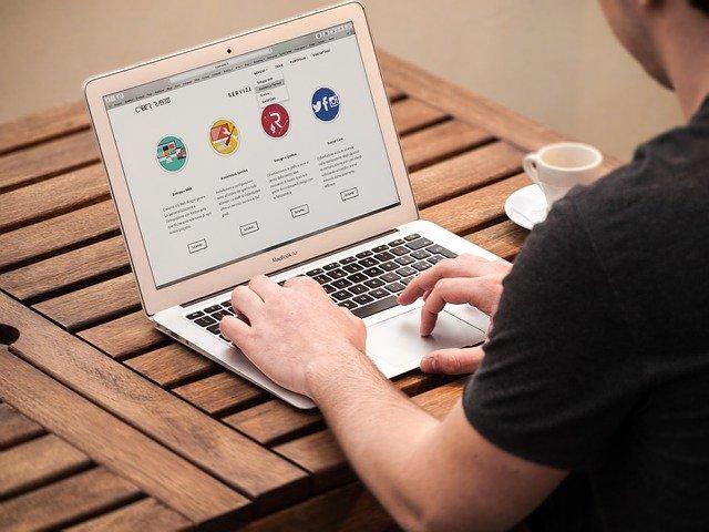 Webové stránky mohou vydělávat