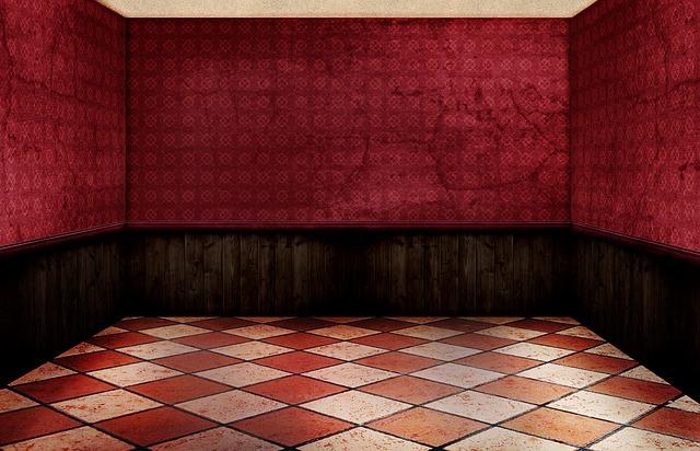 rudá místnost