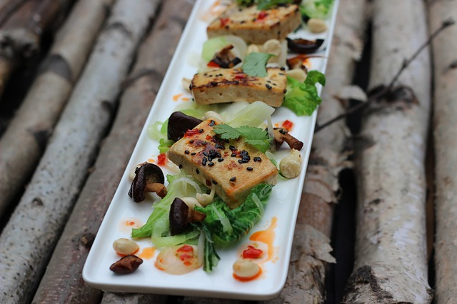 Restované tofu