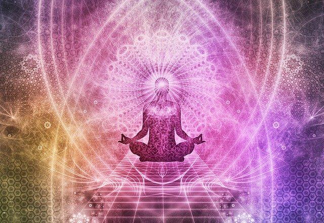 obrázek meditace